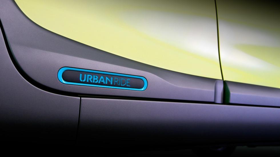 Citroen C1 Urban Ride taloneras