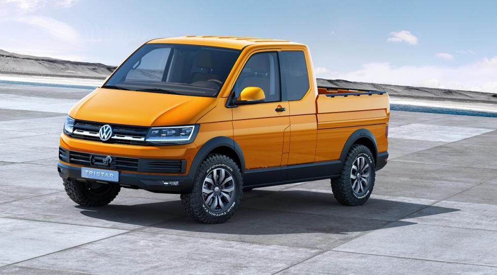VW Tristar en el IAA