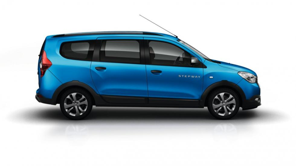 Dacia Lodgy Stepway lateral