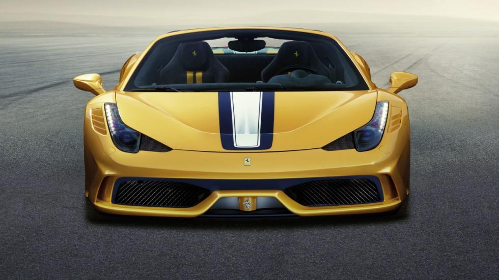 Ferrari 458 Speciale A frontal