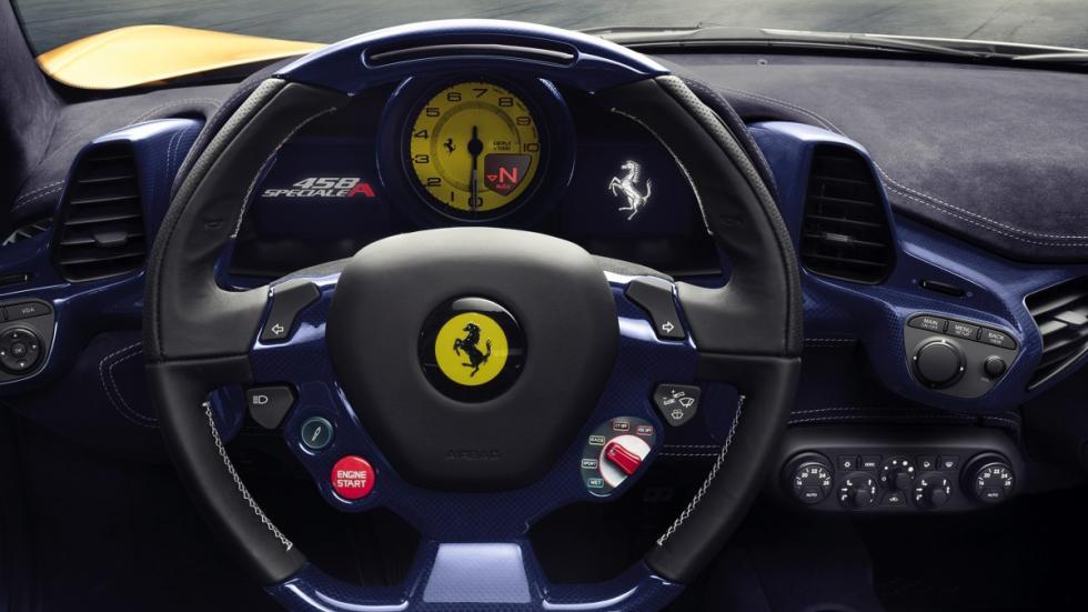 Ferrari 458 Speciale A volante