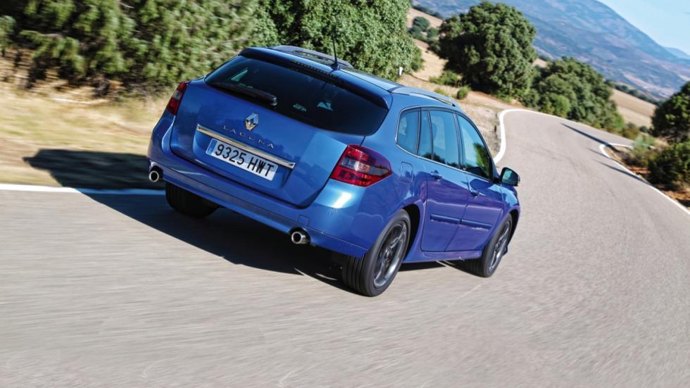 Renault Laguna trasera