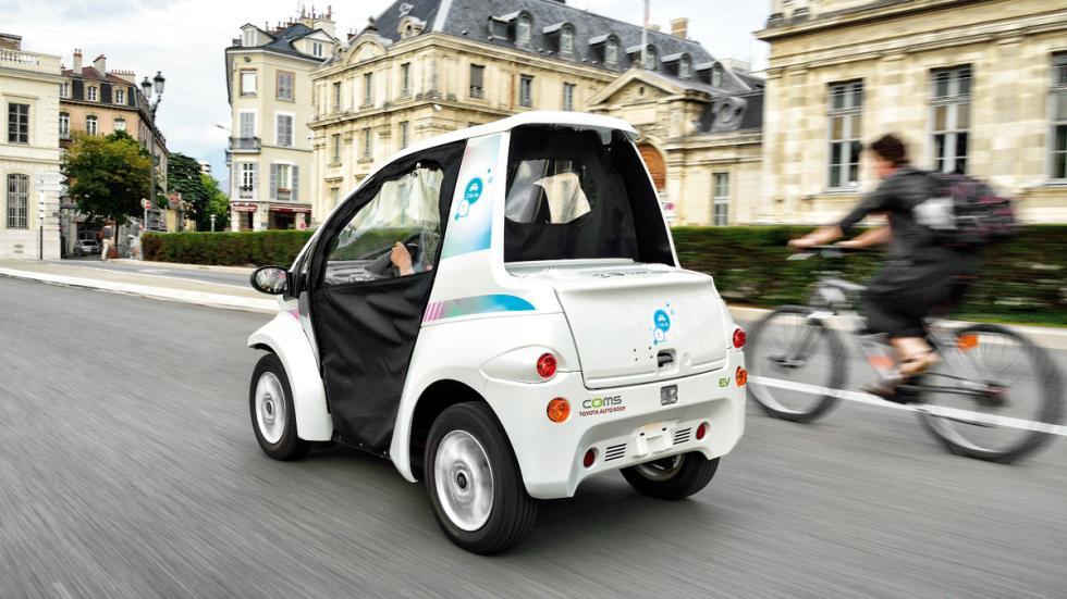 Grenoble Toyota COMS