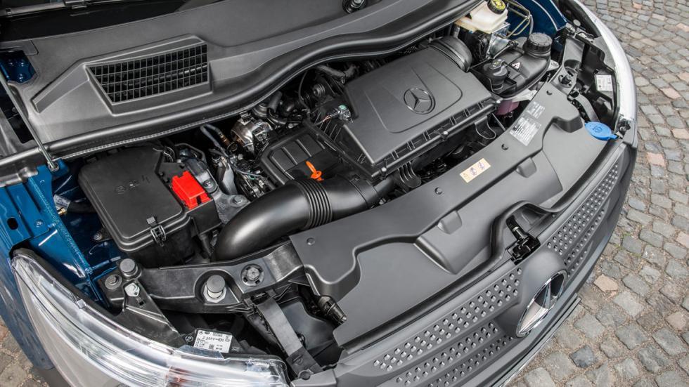 Mercedes Vito 2015 motores