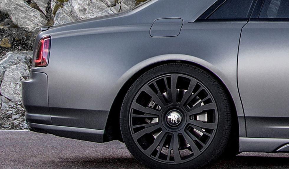 Rolls-Royce Ghost V-Spec llanta