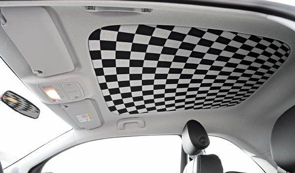Opel Adam techo personalizable