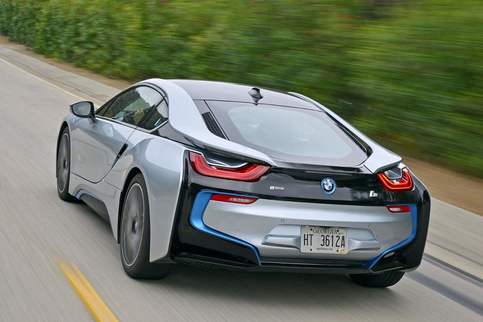 prueba del bmw i8 cinco cosas a mejorar. Black Bedroom Furniture Sets. Home Design Ideas