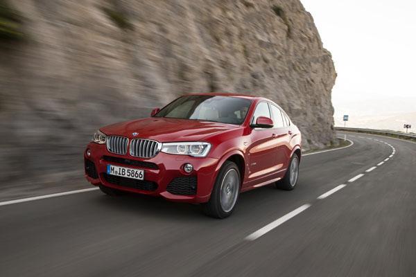 BMW-X4-frontal