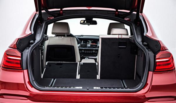 BMW-X4-maletero
