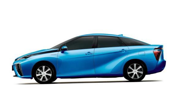 El Toyota FCV se ofrecerá en Japón por unos 50.000 euros al cambio