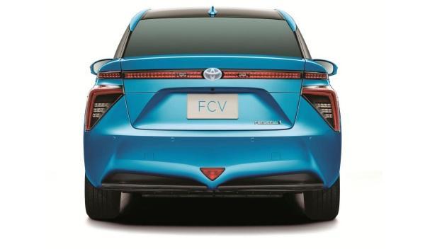 Por ahora, no hay fecha de comercialización para el Toyota FCV en Europa