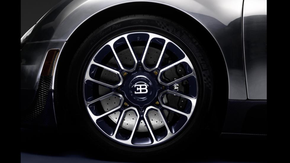 Llantas edición especial Ettore Bugatti