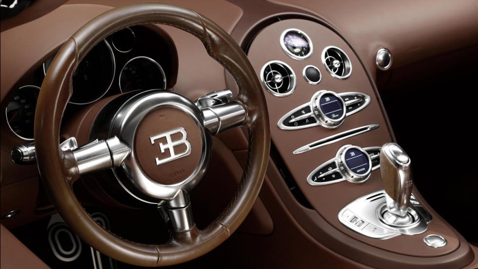 Volante del Bugatti Veyron