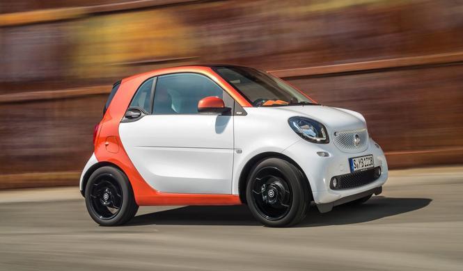 Smart Fortwo 2014: disponible por 11.800 euros