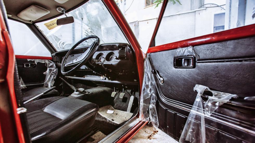 Toyota en Chipre interior