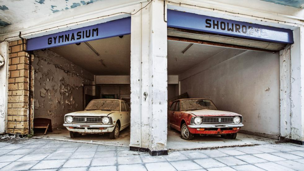 Toyota en Chipre dos