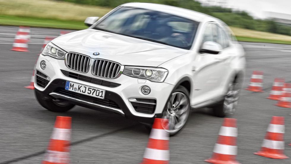 BMW-X4 frontal