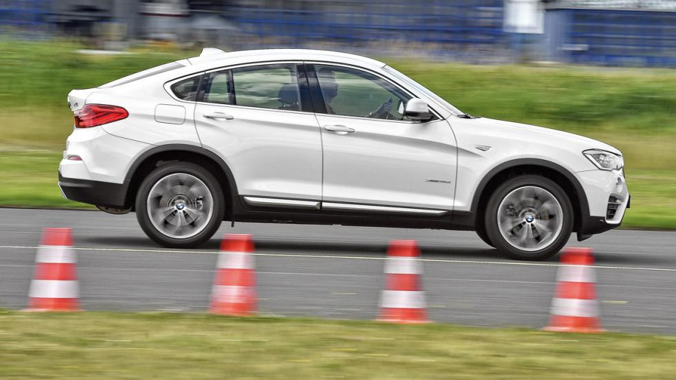 BMW-X4 lateral