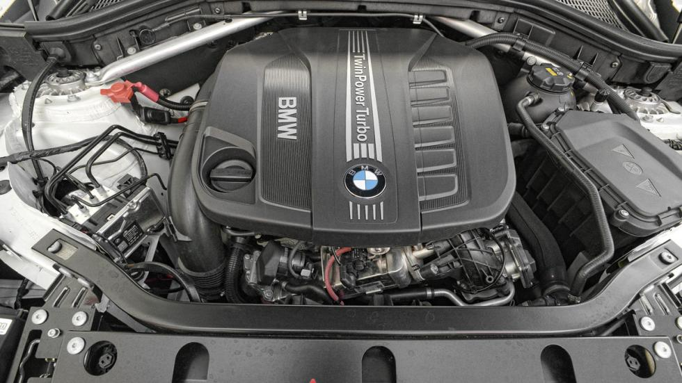 BMW-X4 motor