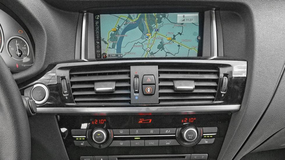BMW-X4 navegador