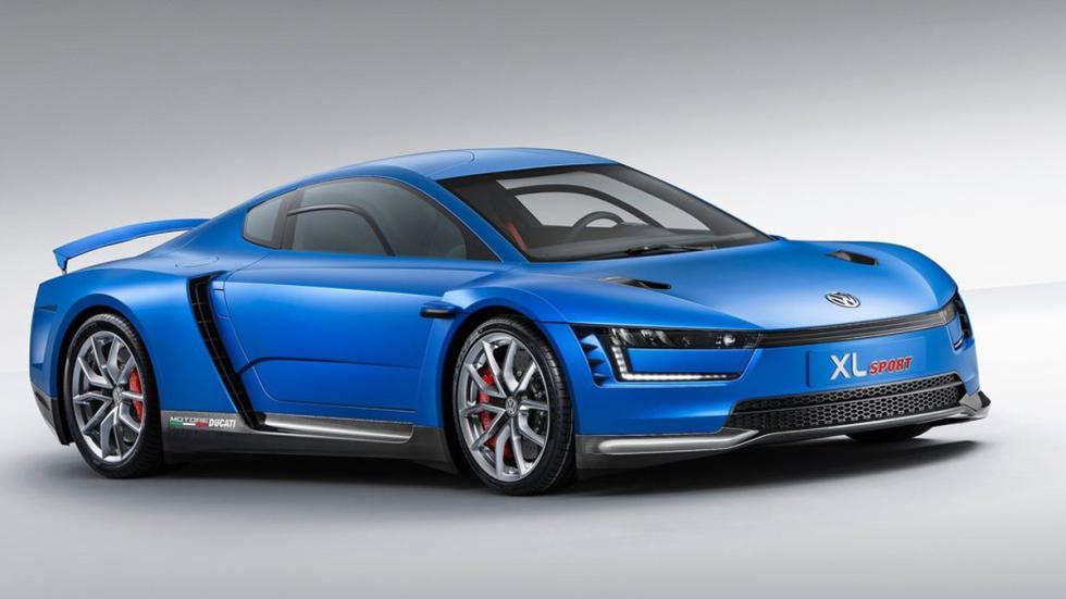 Volkswagen XL Sport Concept