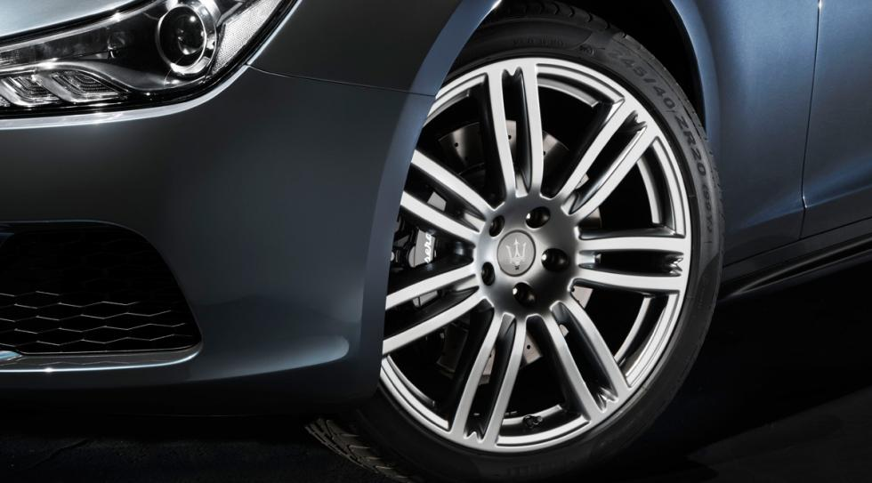 Maserati Ghibli Ermenegildo Zegna Edition llantas