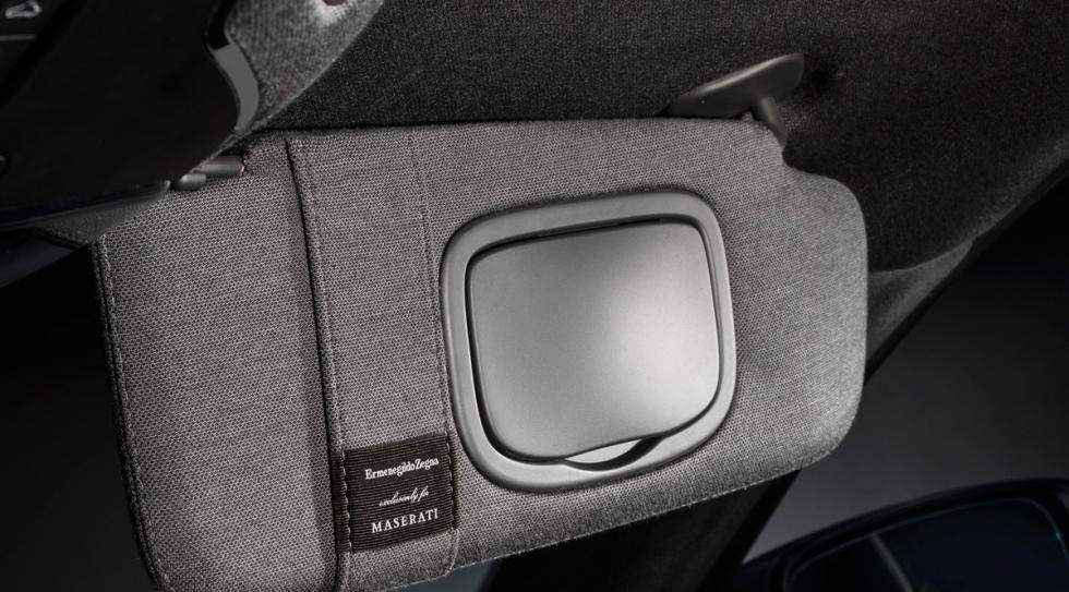 Maserati Ghibli Ermenegildo Zegna Edition espejo