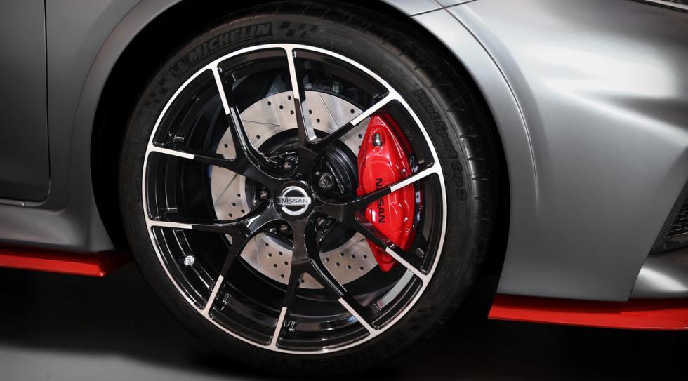 Nissan Pulsar Nismo Concept llantas