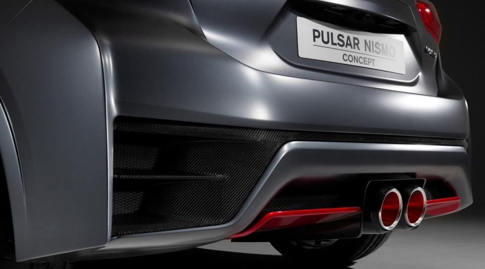 Nissan Pulsar Nismo Concept escape