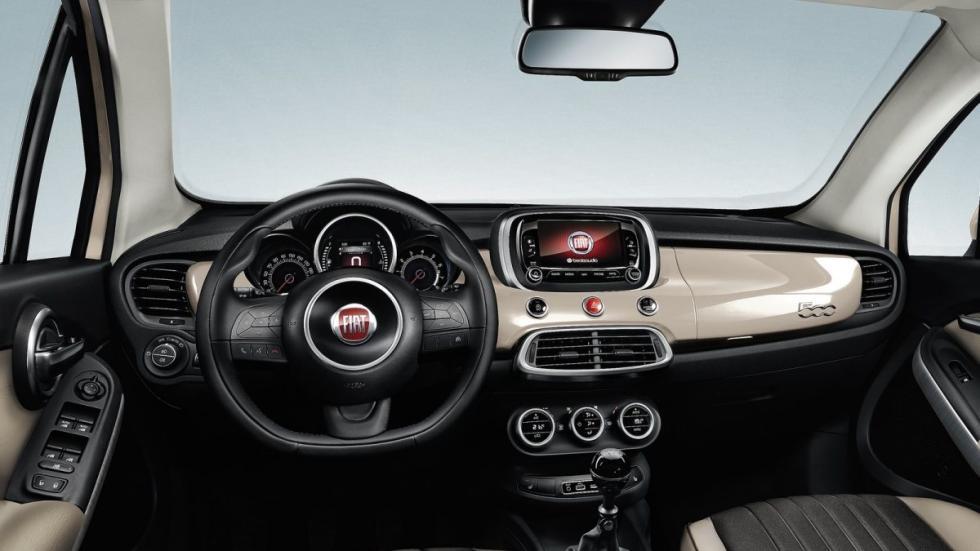 Fiat 500X volante