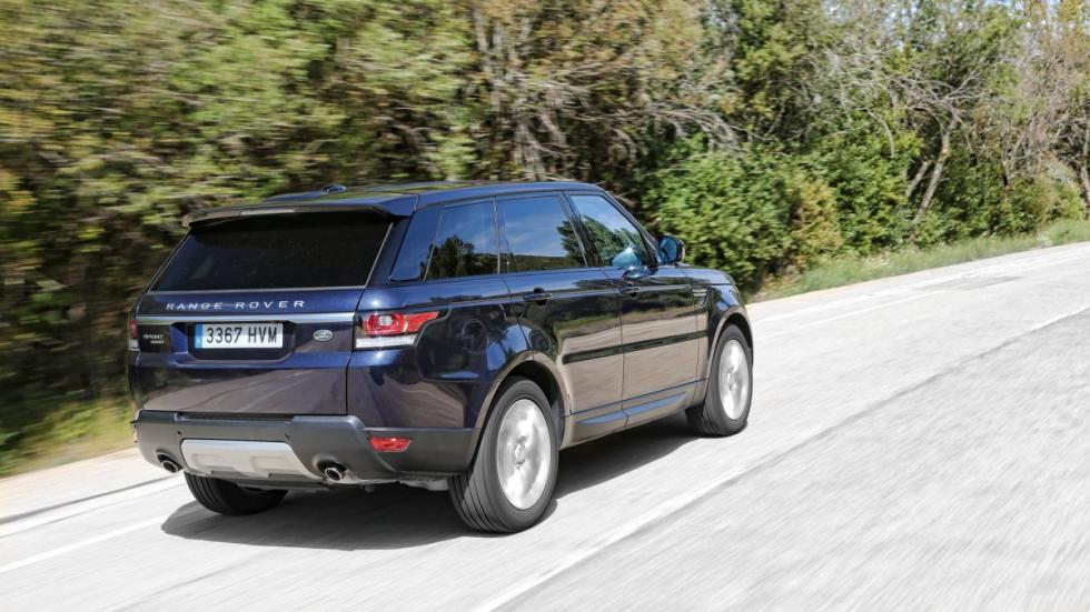Range Rover Sport trasera
