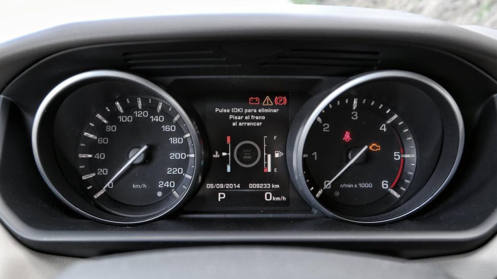 Range Rover Sport relojes