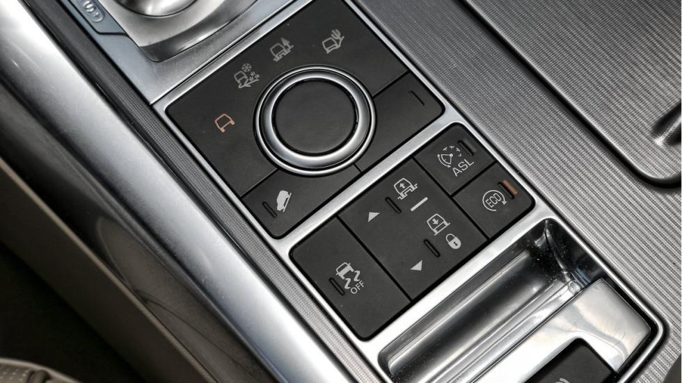 Range Rover Sport mando
