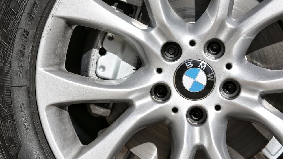BMW X5 rueda