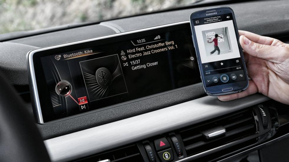 conectividad BMW X5