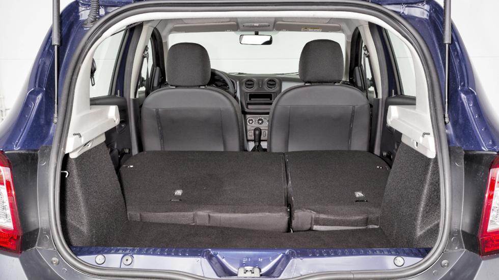 Dacia Sandero maletero
