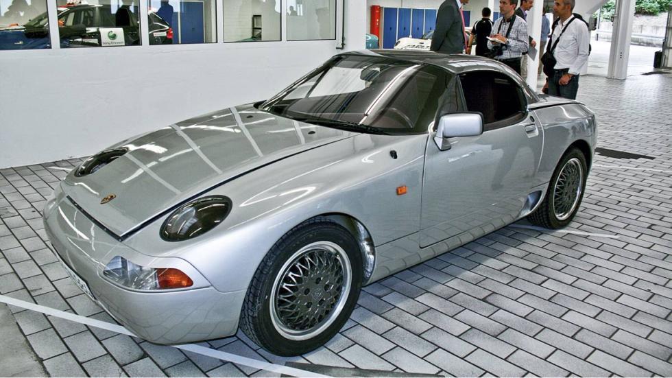 El Seat Porsche 984