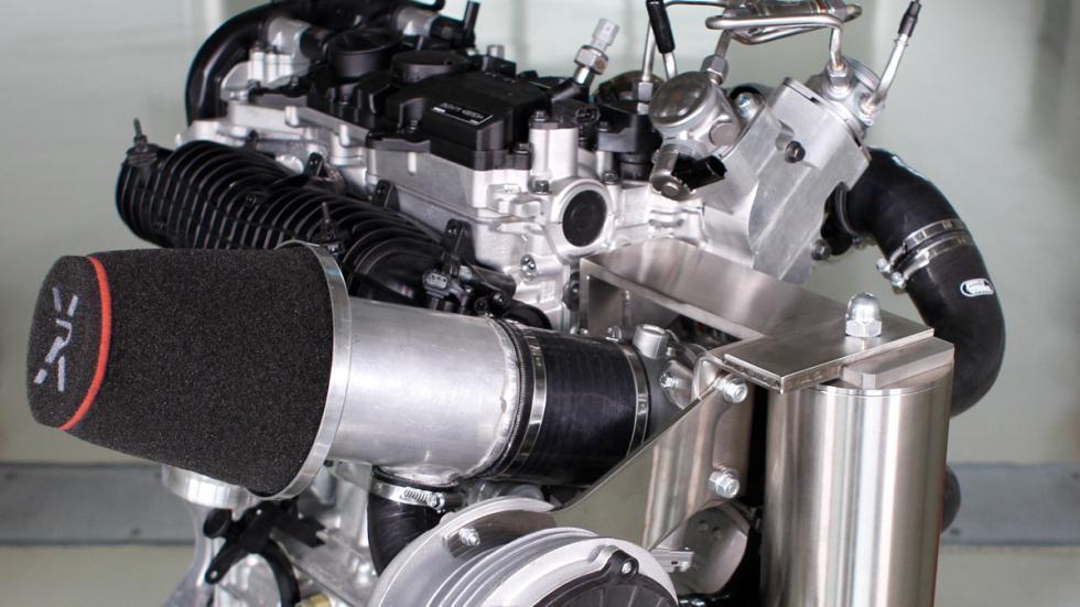 Nuevo motor Volvo pesos