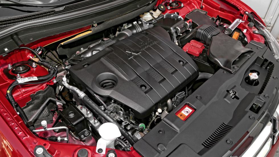 Mitsubishi Outlander motor