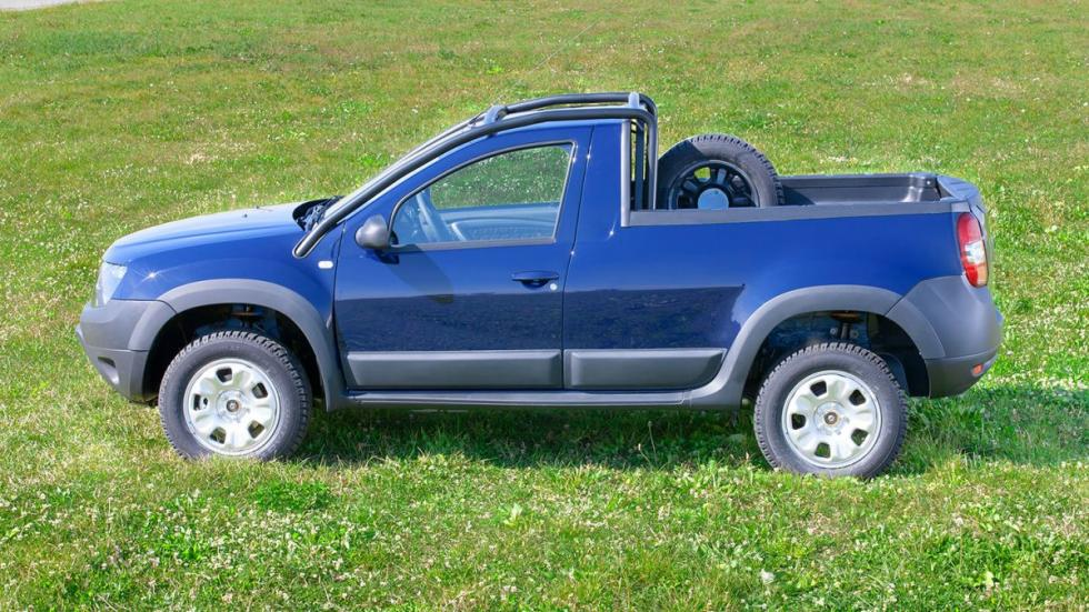 Dacia Duster Pick-Up lateral