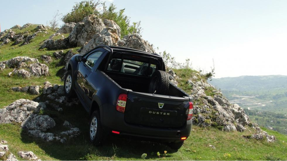 Dacia Duster Pick-Up 4x4