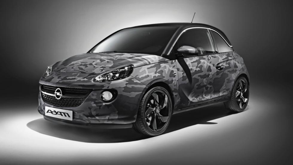 Opel Adam by Bryan Adams delantera