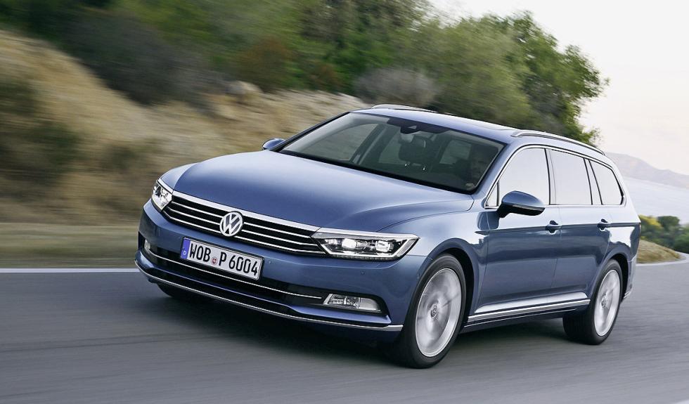 Nuevo Volkswagen Passat Variant detalle