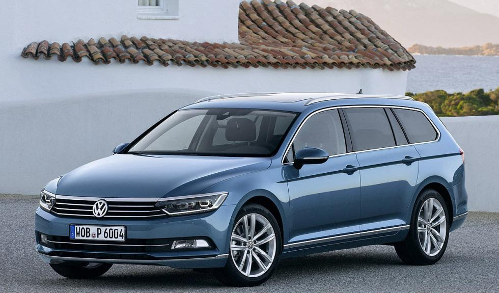 Nuevo Volkswagen Passat Variant detalle carrocería