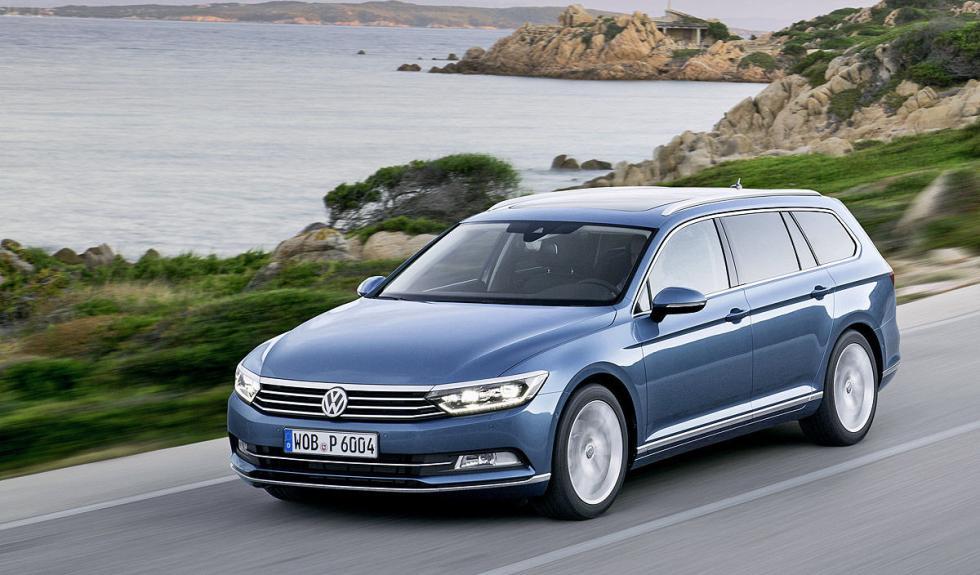 Nuevo Volkswagen Passat Variant detalle vista detalle 3