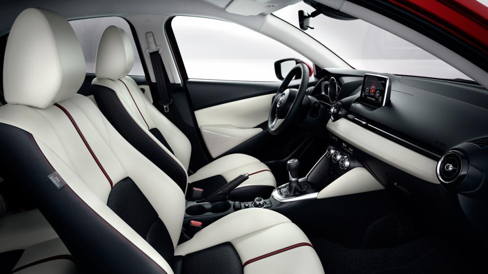 Mazda2 2014 pantalla