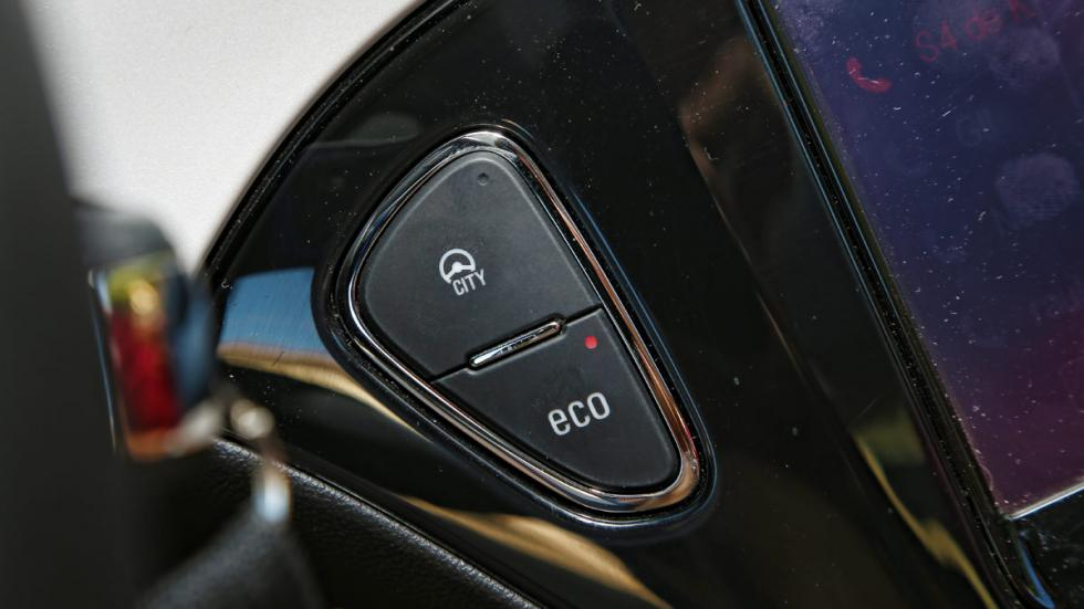 Función City del Opel Adam