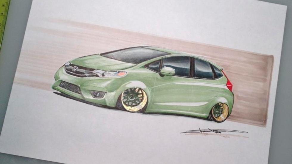 Honda Fit Tjin Edition