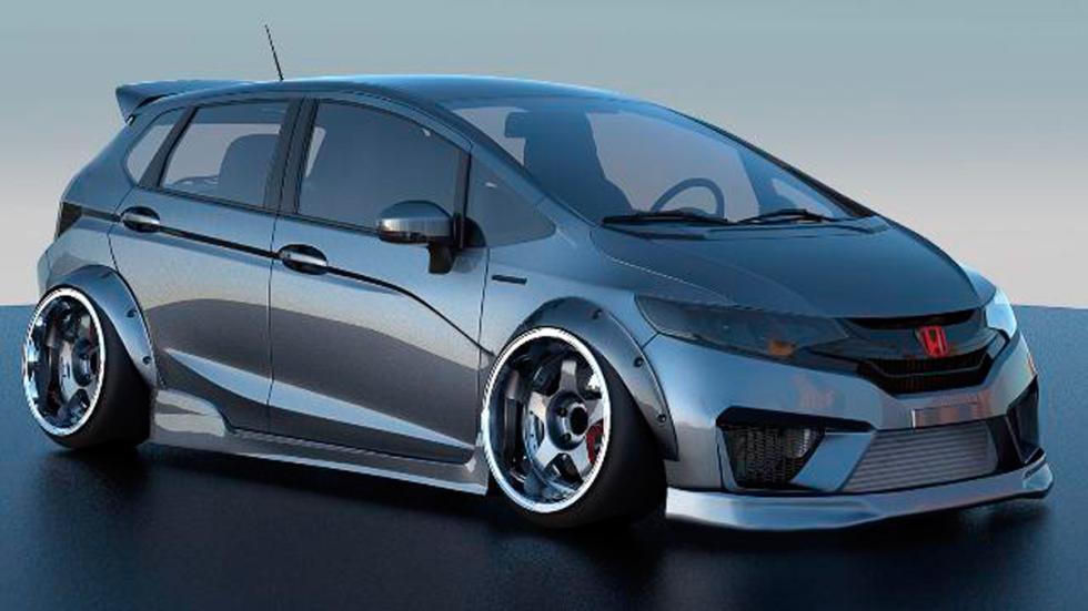 Honda Fit Kenny Vinces