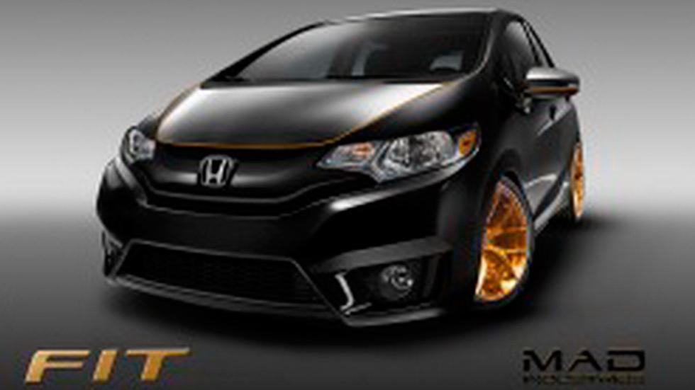 Honda Fit MAD
